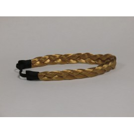 Blonde Braid Faux Hair Headband