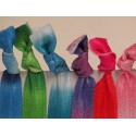 Cloud Tie-dye Hair Ties