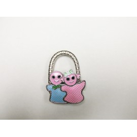 Boy Girl Purse Holder