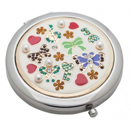 Multi Design Foldable Compact Mirror