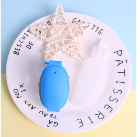 Blue Hand Sanitizer Bracelet